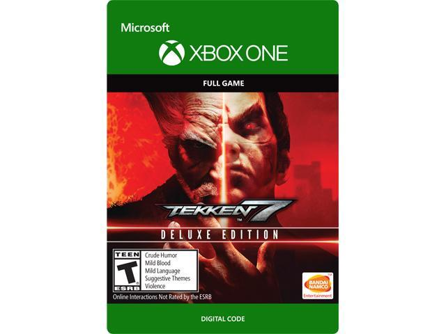 Tekken 7: Deluxe Edition Xbox One [Digital Code]