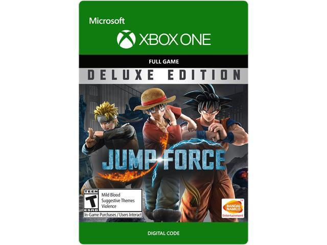 jump force deluxe edition xbox one