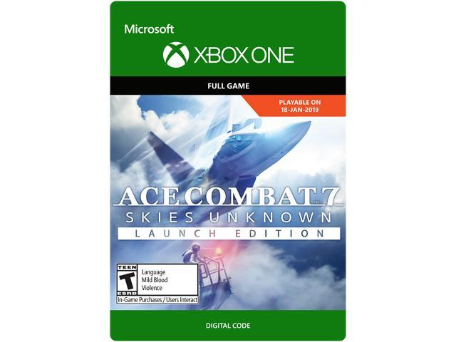 Ace Combat 7: Skies Unknown Standard Edition for Xbox One + $10 Gift Card