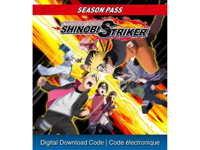 PS4 NARUTO TO BORUTO: SHINOBI STRIKER - Season Pass - Newegg ca