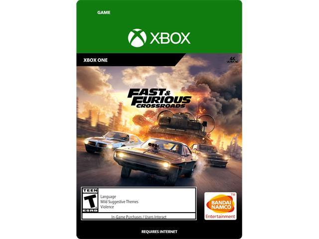 Fast & Furious Crossroads: Standard Edition Xbox One [Digital Code]