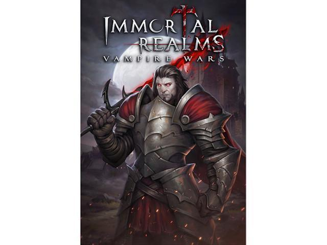 Immortal Realms: Vampire Wars [Online Game Code]
