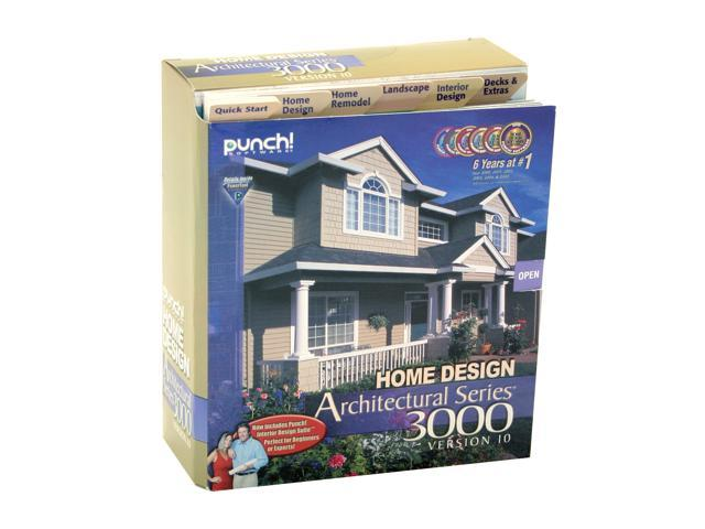 Amazing Software Home Design Architectural Series 3000 V10