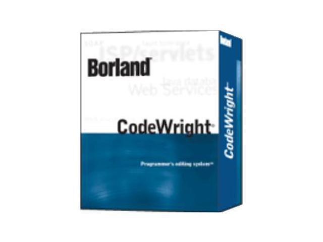 borland codewright