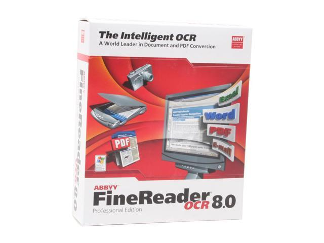 ABBYY FineReader 80 Professional Edition