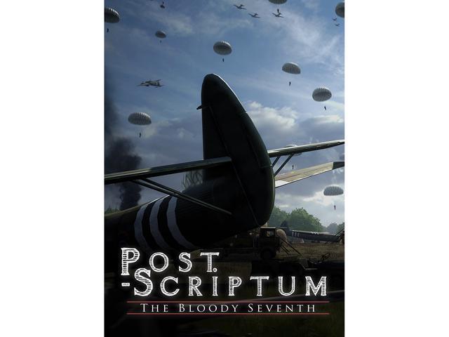post scriptum planes