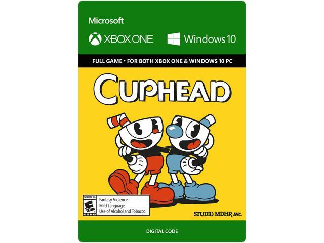 Cuphead Xbox One / Windows 10 [Digital Code] - Newegg com