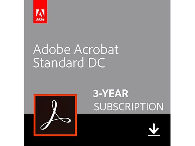Adobe Acrobat Standard DC for Windows - Digital Membership [Prepaid 3 Year]  - Newegg com