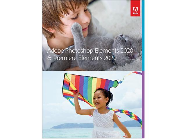 Adobe Photoshop & Premiere Elements 2020 for Windows