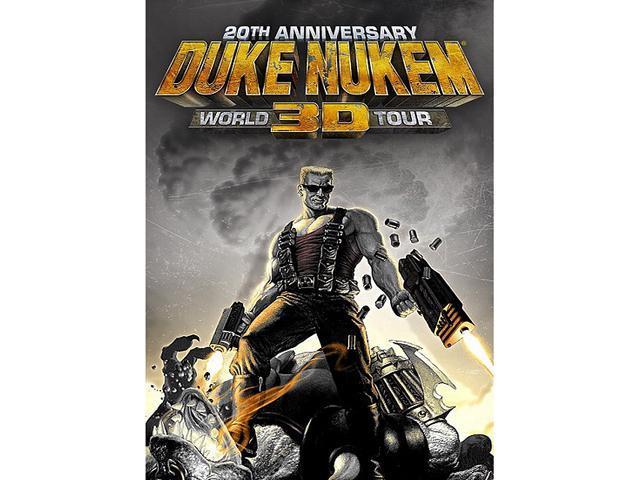 Duke Nukem 3D: 20th Anniversary World Tour [Online Game Code]