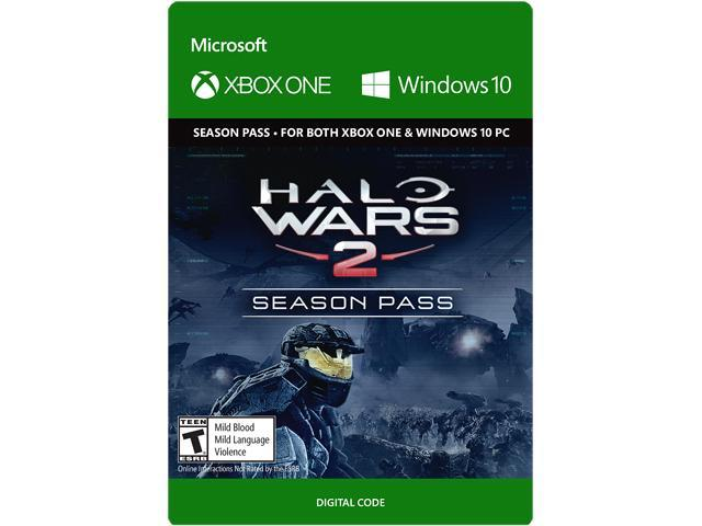 Halo Wars 2: Season Pass - Xbox One/Windows 10 [Digital Code] - Newegg com
