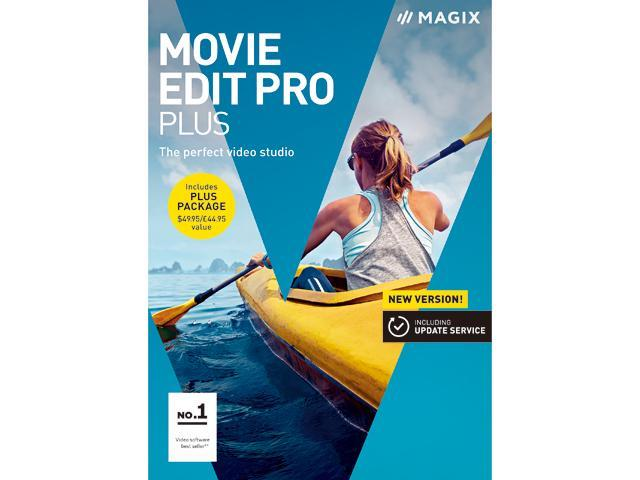 Magix Movie Edit Pro 2018 Plus Neweggcom