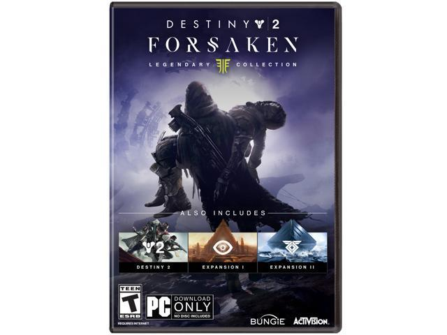 Destiny 2 forsaken legendary collection pc newegg destiny 2 forsaken legendary collection pc stopboris Image collections