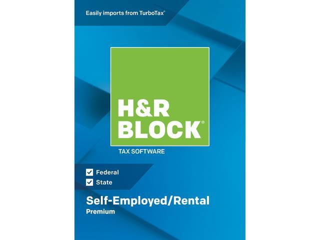 H&R BLOCK Tax Software Premium 2018 Windows - Download - Newegg com