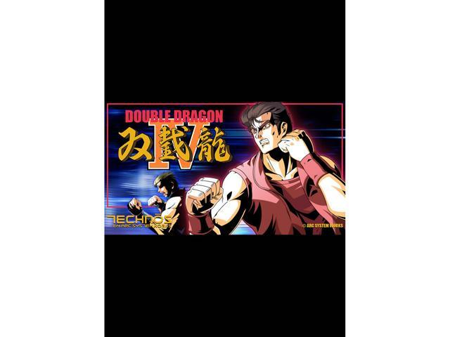 Double Dragon Iv Online Game Code Newegg Com