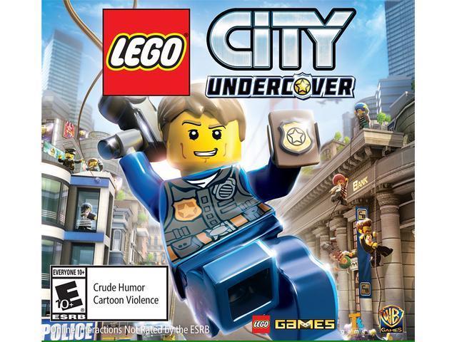 Lego City Undercover Online Game Code Newegg Com