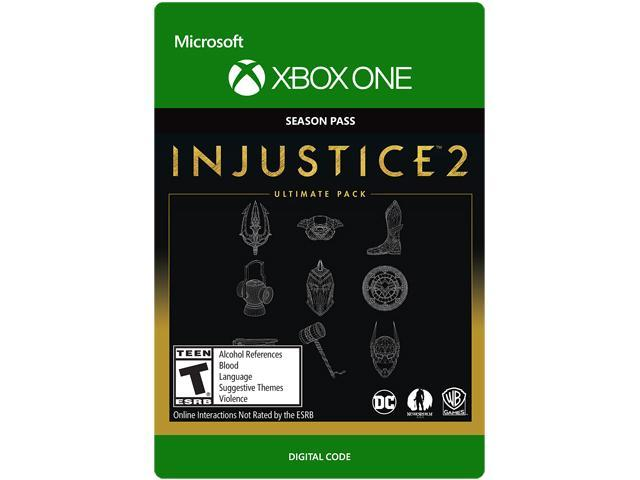Injustice 2: Ultimate Pack Xbox One [Digital Code]