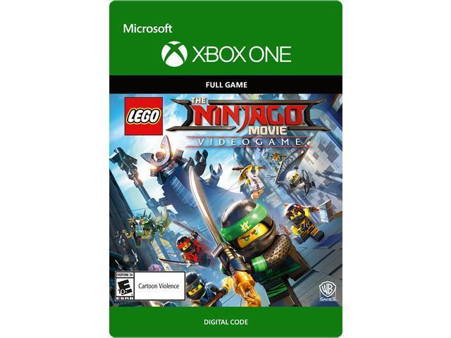 Lego Ninjago Movie Video Game Xbox One Digital Code Newegg