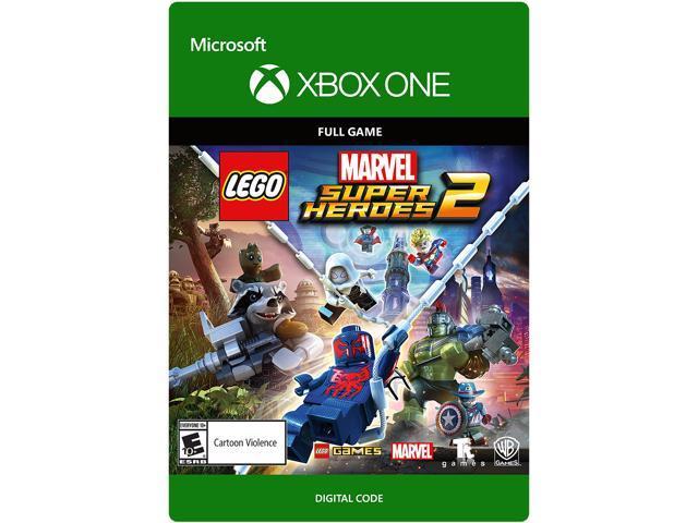Lego Marvel Super Heroes 2 Xbox One Digital Code Neweggcom