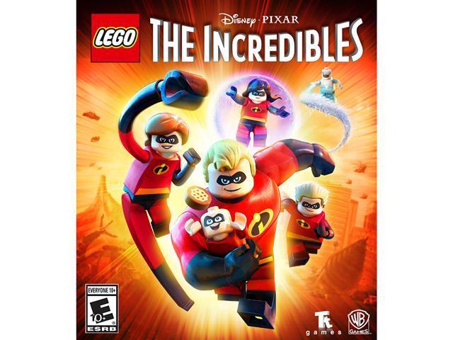Lego Disneypixars The Incredibles Online Game Code Neweggcom