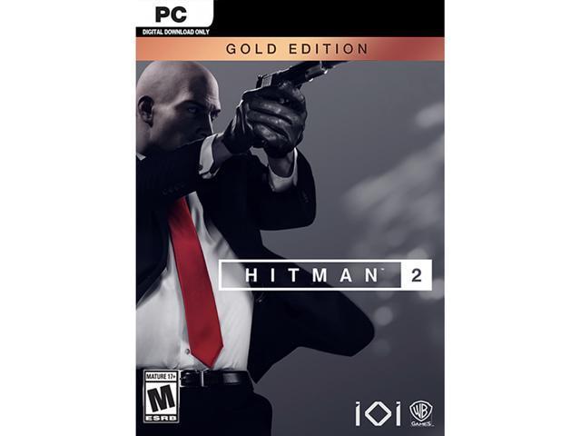 Hitman 2 Gold Edition Online Game Code Neweggcom