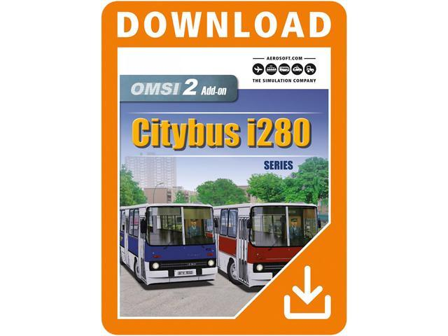OMSI 2 Add-On Citybus i280 Series [Online Game Code] - Newegg com