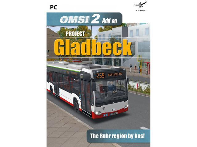 OMSI 2 Add-On Project Gladbeck [Online Game Code] - Newegg com