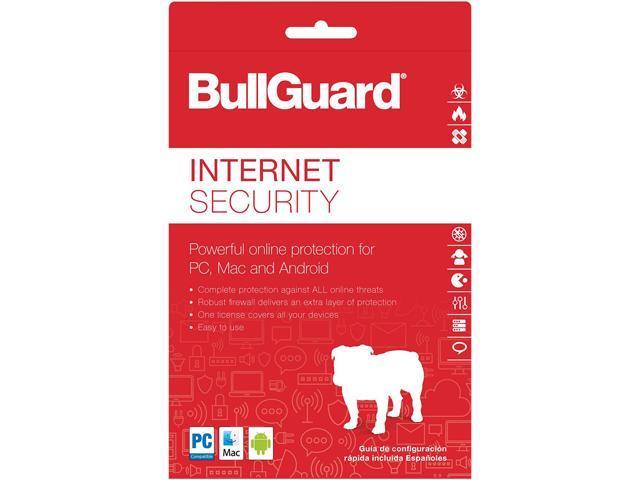 Installing bullguard.