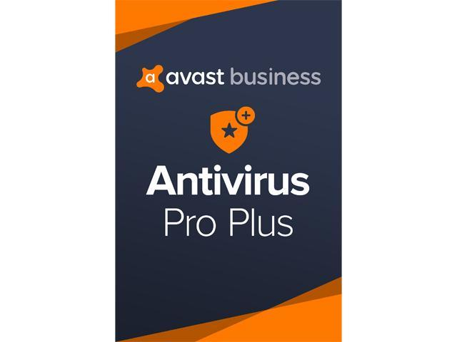avast business antivirus pro plus 2019, 10 users 1 year - download