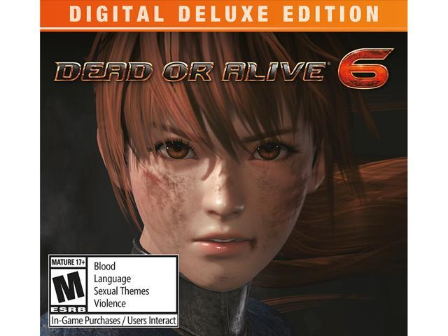DEAD OR ALIVE 6 Digital Deluxe Edition [Online Game Code]