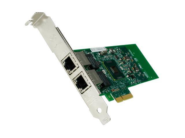 intel gigabit et dual port server adapter oem pack e1g42etblk