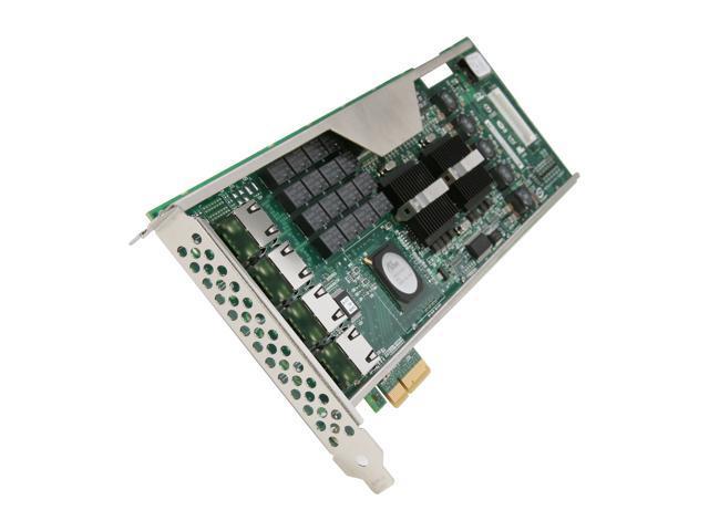 Netapp Intel Pro 1000 Pt Quad Port 10 100 1000 Pci E Nic