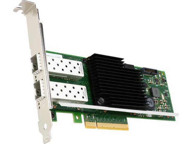 Intel X710DA2 PCIe 3 0, x8 Dual port Ethernet Converged Network Adapter -  Newegg com