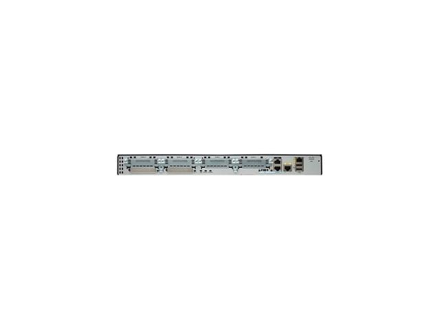 cisco 2900 series cisco2901 sec k9 integrated services router
