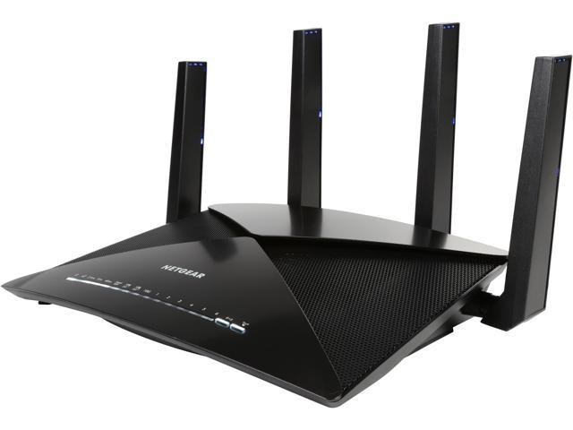 NETGEAR R9000 Nighthawk X10 AD7200 Quad-Stream MU-MIMO Wireless Router