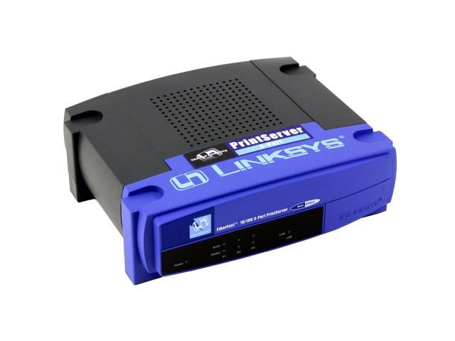 linksys epsx3 print server driver