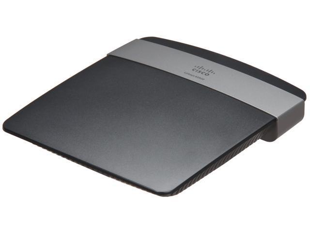 Linksys E2500 Dual-Band Wireless N Router - Newegg com