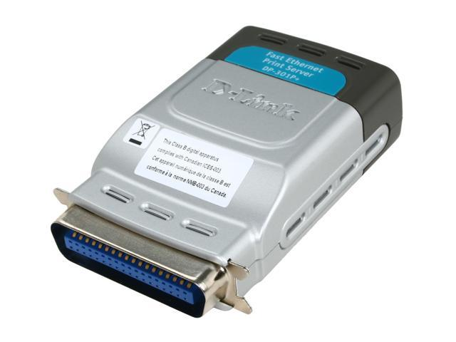 Fast Ethernet Print Server (DPP )