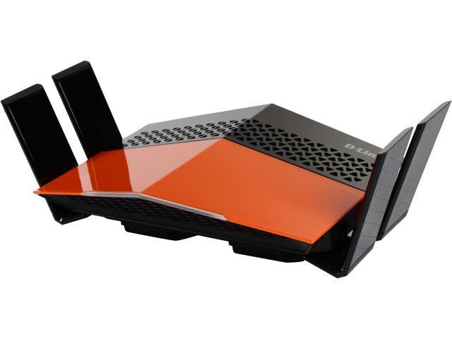D-Link DIR-869 AC1750 EXO WiFi Router - Newegg com