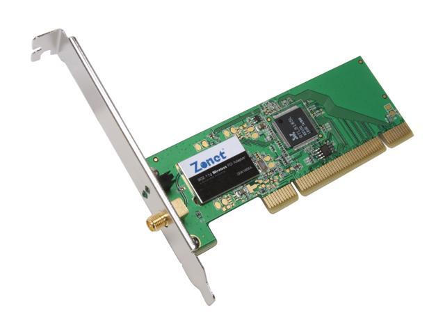 ZONET PCI WIRELESS CARD DRIVERS FOR WINDOWS