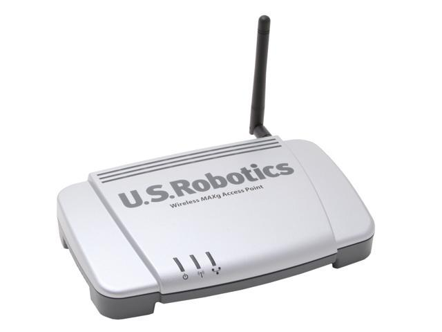DOWNLOAD DRIVER: U S ROBOTICS WIRELESS MAXG ACCESS POINT