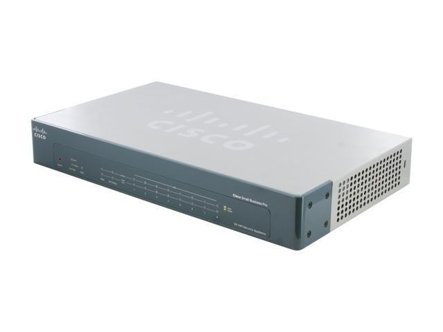 Cisco Small Business Sa540 K9 Security Appliance Newegg Com