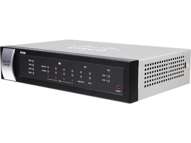 Cisco rv dual gigabit wan vpn router with license free web