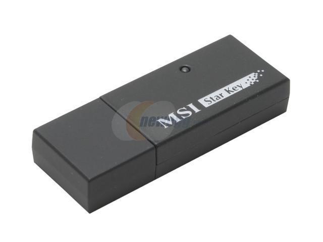 MSI STARKEY BLUETOOTH USB DONGLE DRIVERS