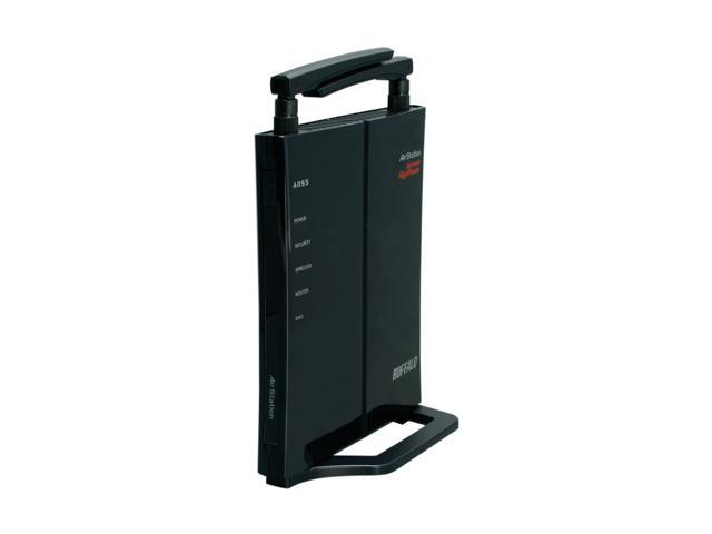 BUFFALO AirStation HighPower N300 Wireless Router - WHR-HP-G300N