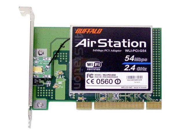 BUFFALO PCI G54S WINDOWS 8.1 DRIVER
