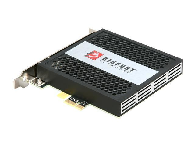 VisionTek Bigfoot Killer 2100 Gaming Network Card - Newegg com