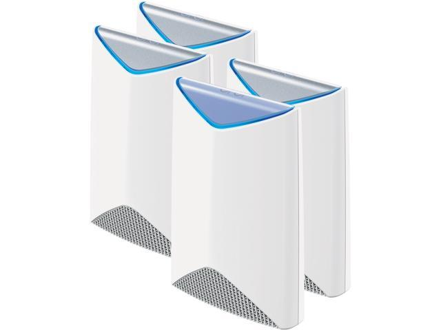 Netgear Orbi Pro Ac3000 Business Mesh Wifi System 4 Pack