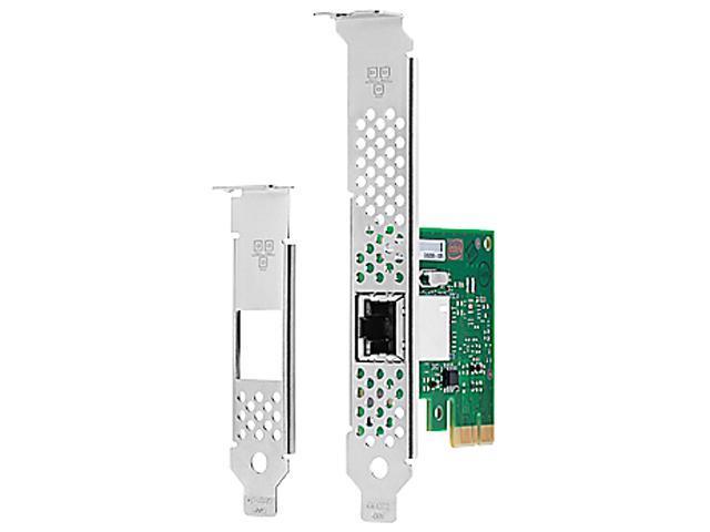 HPE Intel Ethernet I210-T1 GbE NIC (E0X95AA) - Newegg com