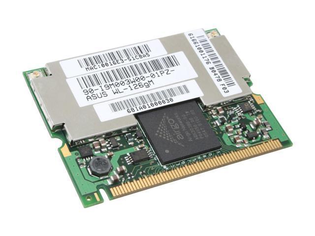 DRIVER: IEEE 802.11G MINIPCI